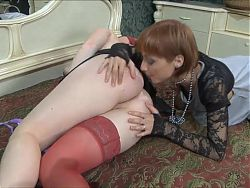 Gwendolen and Sophie satisfy each other in many ways