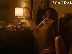 Haley Ramm & Keke Palmer Lesbian Sex On ScandalPlanet.Com